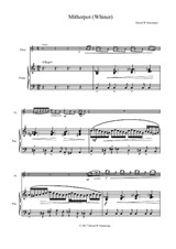 Mitherpot (or Whiner) for flute and piano