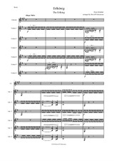 Erlkönig (The Erlking) for clarinet and 6 guitars